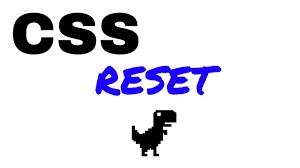 کدهای ریست css