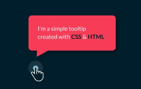 ساخت tooltips با تغییر نوع نمایش