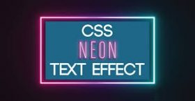 css-text-effects