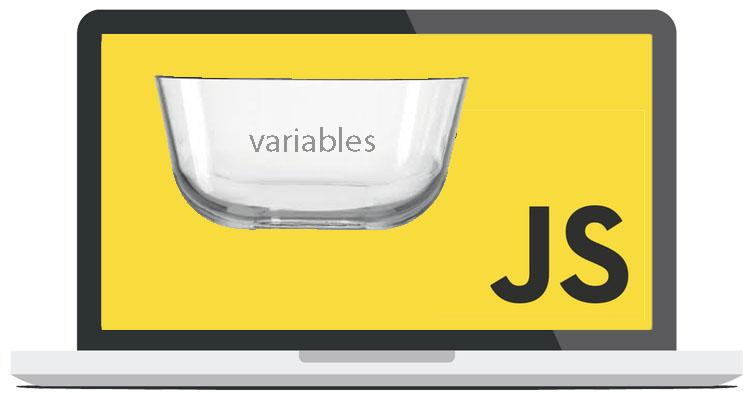 متغیر ها در جاوا اسکریپت