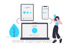 رفع خطای mobile usability